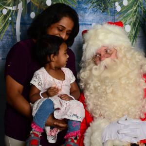 Super Santas! Reg. and Real Beards - Santa Claus in Chicago, Illinois