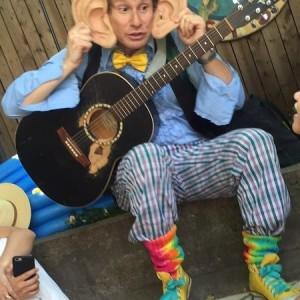 Kids Love Dave Jay! - Children's Music / John Lennon Impersonator in New York City, New York