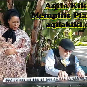 Kiki & Piano Joe - 1960s Era Entertainment in Culver City, California