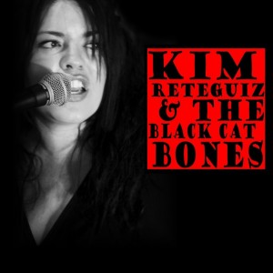 Kim Reteguiz and the Black Cat Bones - Blues Band in Atlantic Beach, Florida