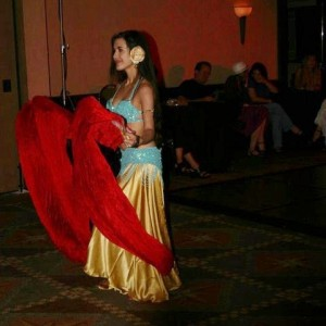 Kimberly Daveigh - Belly Dancer in Los Angeles, California
