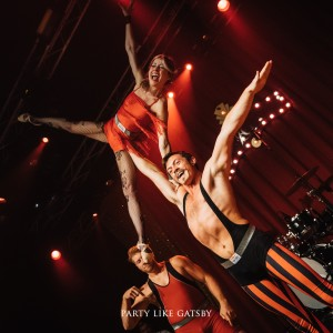 Kinetic AcroDuo - Circus Entertainment in Los Angeles, California