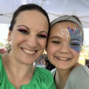 Kinsmet Kreativity - Face Painter / Halloween Party Entertainment in Georgetown, Texas