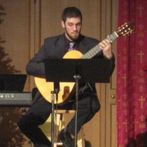 Kirk Guthaus-Guitarist, Music for any occasion - Classical Guitarist / Guitarist in Columbia, South Carolina