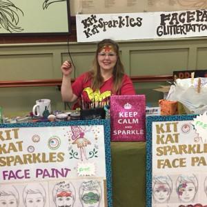 Kit Kat Sparkles - Face Painter in Newville, Pennsylvania