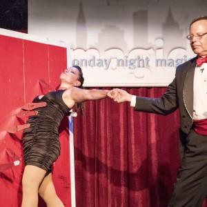 Knife Throwing - Maximum Risk - Circus Entertainment in Freeport, New York