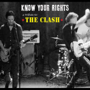 Know Your Rights - The Clash (Tribute) - Tribute Band in Portland, Oregon