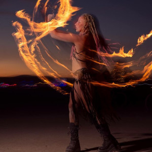 Carrie the Illusionist - Fire Dancer in Knoxville, Tennessee