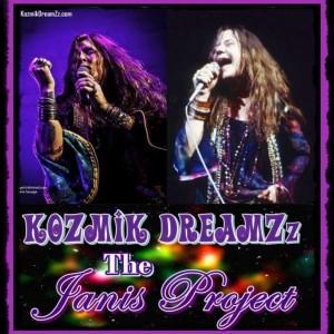 Kozmik DreamZz - The Janis Joplin Tribute Project - Tribute Artist / Impersonator in Seattle, Washington