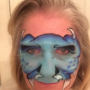 Kreative-Strokes - Face Painter in Birmingham, Alabama