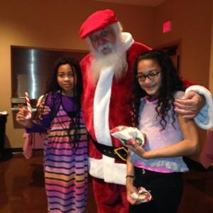 Kris Bob kringle - Santa Claus in Las Vegas, Nevada