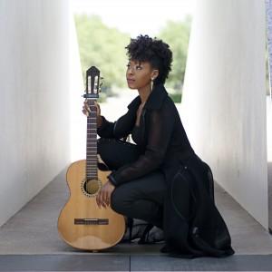 Kristal Cherelle - Singing Guitarist in Houston, Texas