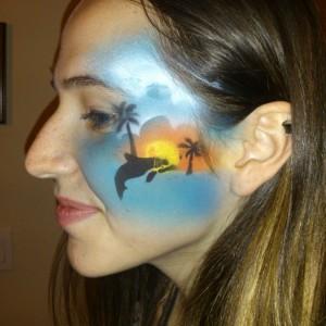Kristi Lash  Airbrush Tattoos & Face Painting - Airbrush Artist in Fairfield, California