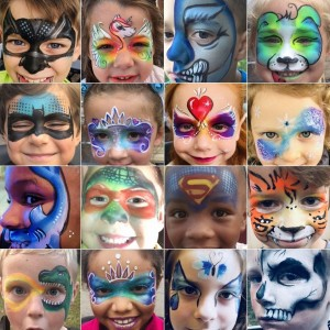 Kristin - Face Painter in Fort Mill, South Carolina
