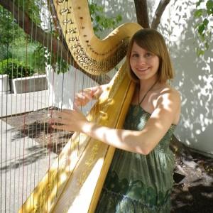 Kristin Lloyd - Harpist in Nashville, Tennessee