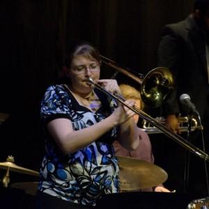Kristin Monroe - Trombone Player / Jazz Band in Newark, Delaware
