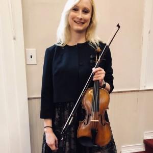 Kristina Cooper - Violinist / Strolling Violinist in Los Angeles, California