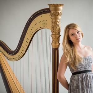 Kristi Shade - Harpist in New York City, New York