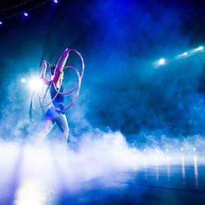 Krystin Railing - Circus Entertainment in Portland, Oregon