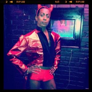 Kynt - Dancer in New Orleans, Louisiana
