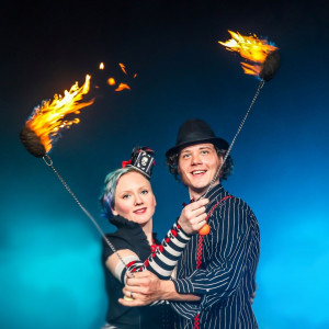 Delightflow Duo - Fire Performer / Variety Entertainer in Atlanta, Georgia