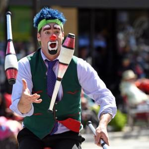 L-Bow the Clown - Clown in Wenatchee, Washington
