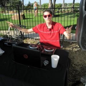 L3ctro Lion's DJing