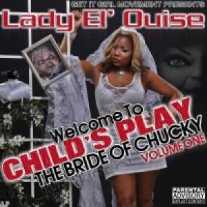 Lady El' Ousie - Hip Hop Artist in Milwaukee, Wisconsin