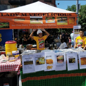 Lady M Vegelicious - Caterer in Brooklyn, New York