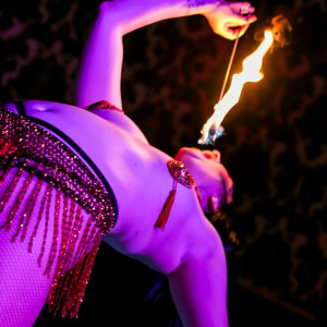 Lady Mekaella DeMure - Burlesque Entertainment in The Villages, Florida