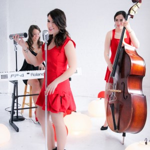 Lady Rouge - Jazz Band in Montreal, Quebec
