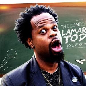 Lamarr Todd - Comedian / Christian Comedian in Lansdowne, Pennsylvania