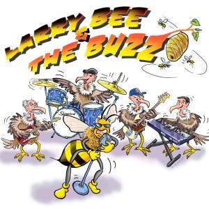 Larry Bee and the Buzz - 1960s Era Entertainment in Marlborough, Massachusetts