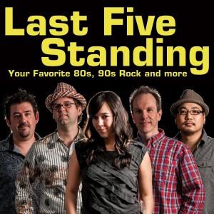 Last Five Standing - Party Band in Atlanta, Georgia