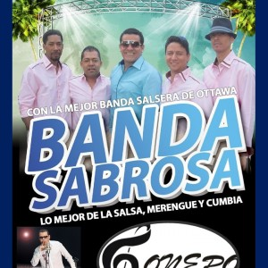 "Latin Band ""Sabrosa Band"" - Latin Band in Ottawa, Ontario"