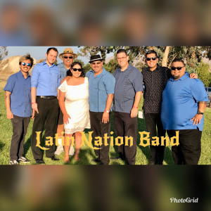 Latin Nation Band - Latin Band in Los Angeles, California