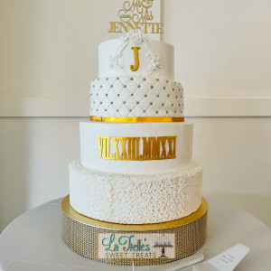 LaTrelle's Sweet Treats - Cake Decorator in Raleigh, North Carolina