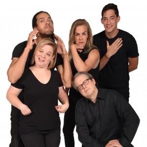 Laughing Matters - Comedy Improv Show in Atlanta, Georgia