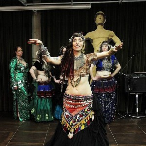 The Bellydance Twins - Belly Dancer in Tulsa, Oklahoma