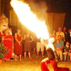 LBspinnerz ArtZ / Lady Blaze - Fire Performer in New Haven, Connecticut