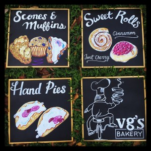 LC Chalk Works - Chalk Artist in Knoxville, Tennessee
