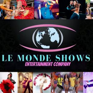""" Le Monde Shows"" - Samba Dancer in Fort Lauderdale, Florida"
