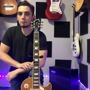Jacob Ilton - Lead Guitar Player - Guitarist in Hamilton, Ontario