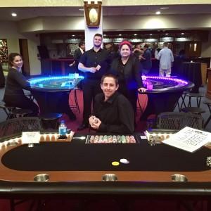 Ace of Spades Casino Experience - Casino Party Rentals / 1920s Era Entertainment in Orange County, California