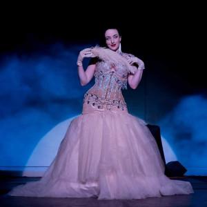 Leena Allure Burlesque Company - Burlesque Entertainment in Detroit, Michigan
