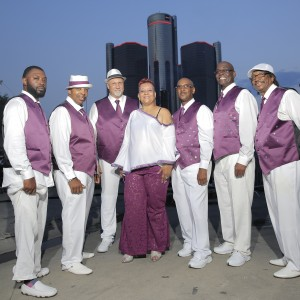 Denise Davis and the Motor City Sensations - Motown Group / Party Band in Detroit, Michigan
