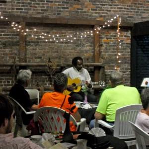 Lem Sheppard - Singing Guitarist in Pittsburg, Kansas
