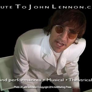 Lenn Johnston - John Lennon Impersonator in Orlando, Florida