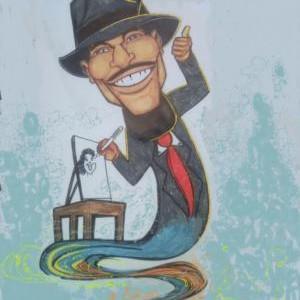 LeVar Reese/ Laughing Line - Caricaturist / Mardi Gras Entertainment in Charlotte, North Carolina