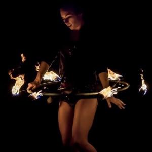Lextasy - Fire Dancer in Chicago, Illinois